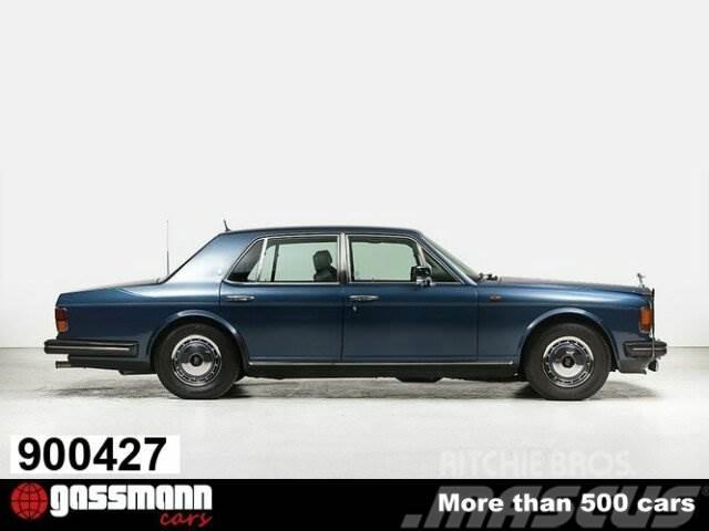 Rolls Royce Silver Spirit 2 Autom./Klima/eFH./NSW/Radio