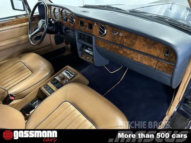 Rolls Royce Silver Spur II Limousine Autom./Klima/eFH./Radio