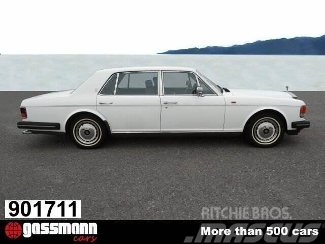 Rolls Royce Silver Spur III Limousine, einer der letzt