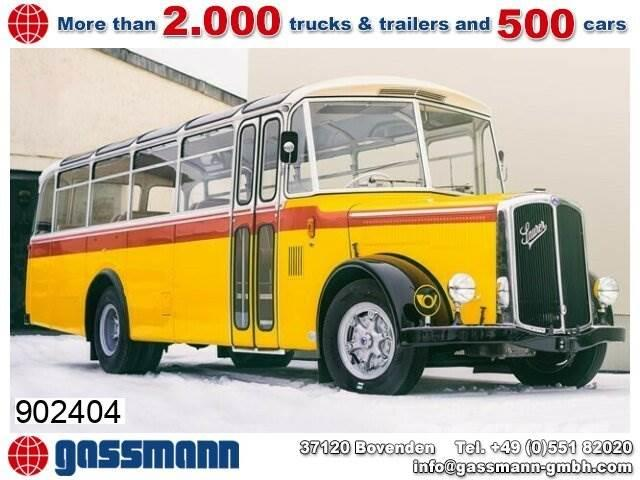 Saurer L4C Alpenwagen III, Alpin Bus