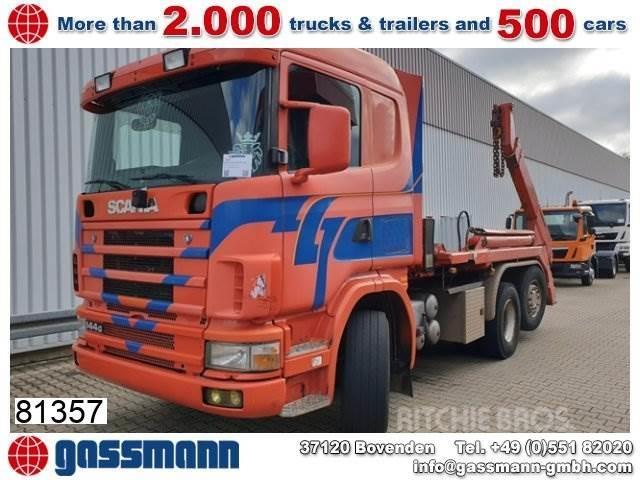 Scania R144 GB 460 6x2/4 NA, Retarder, Lift-/Lenkachse
