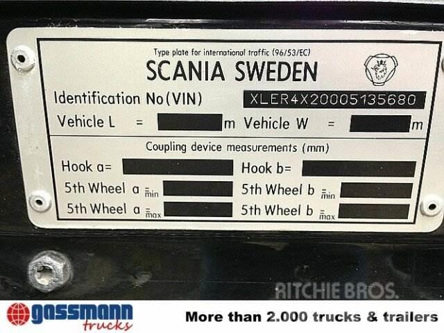 Scania R420 4x2 Lowliner, Twin Tec Rußfilterkat Sitzhzg., 2006, Dragbilar