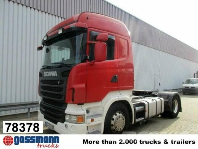 Scania R440 4x2 Highline, Nebenantrieb