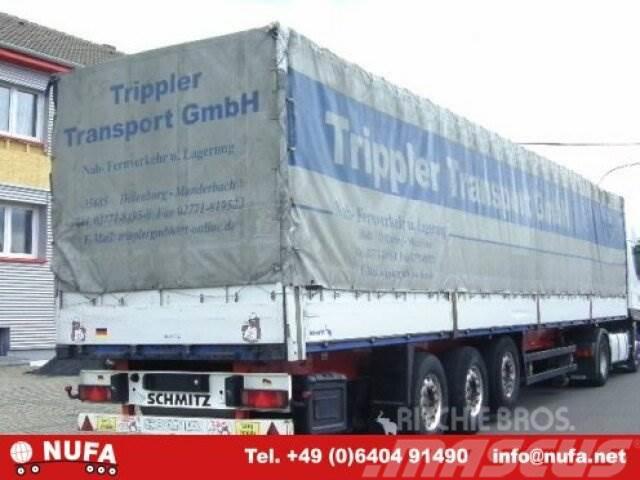 Schmitz S / 01, 2003, Kapelltrailer