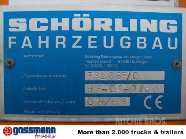 Schörling 3 / R, 1998, Övriga bilar