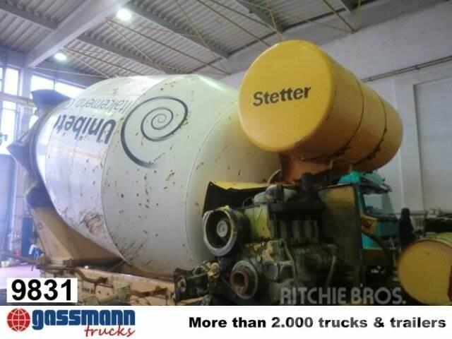 Stetter AM 7FH, 7m³, mit Deutz Seperat-Motor