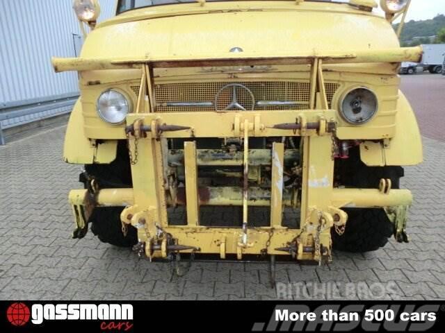 Unimog U / 406 4x4 / 4x4, 1968, Minibussar