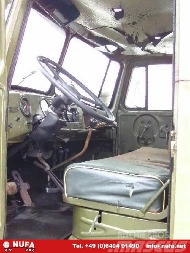 Ural 375 D / D 6x6 / 6x6, 1978, Camiones grúa