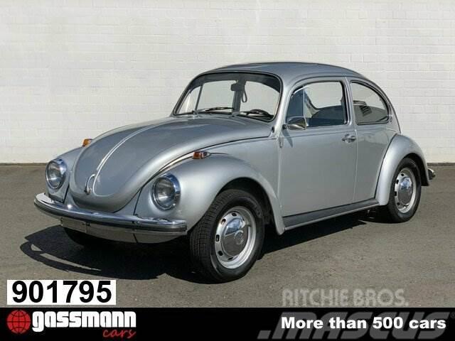 Volkswagen Käfer 1302 mit Stahlschiebedach