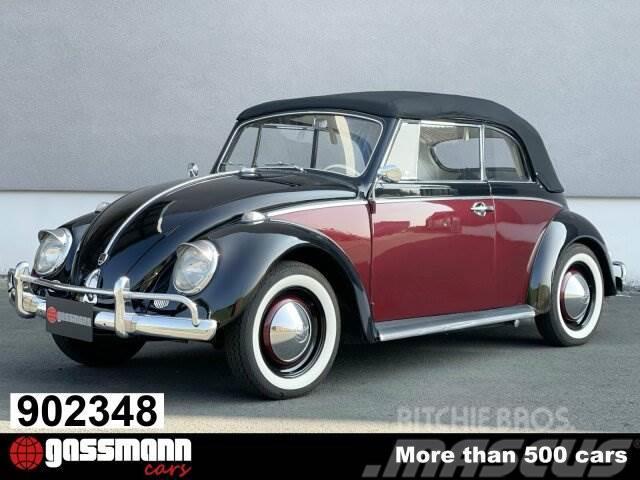 Volkswagen Käfer/Karmann T15, 1200cm³ Cabrio