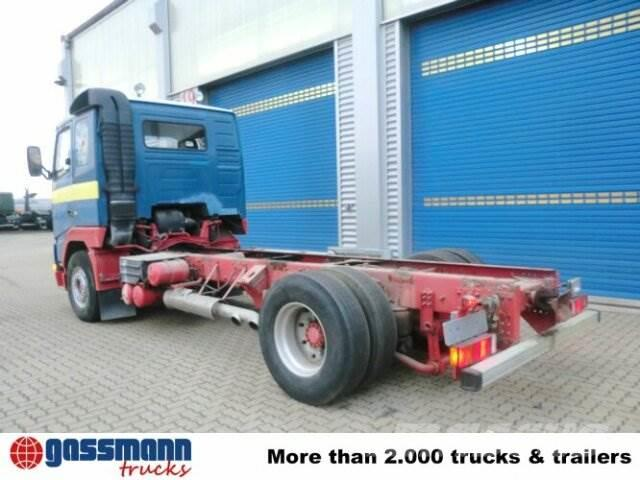 Volvo FH New / 12-420 4x2 / 4x2 NSW, 1996, Chassier