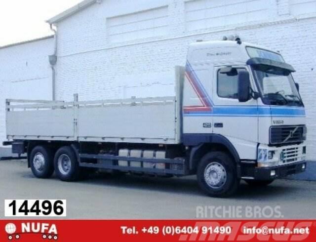 Volvo FH New 12-420 6x2, Baustoff, Kran Palfinge PK