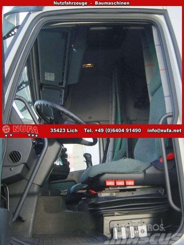 Volvo FH New 12-420 6x2 Klima/Tempomat, 2001, Flakbilar