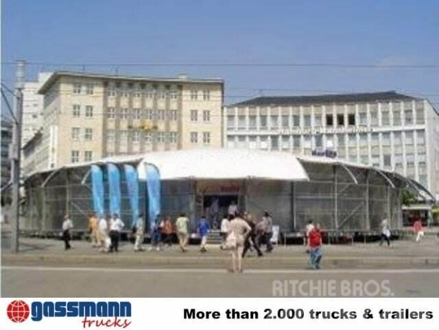 Wille SAK17 mobile Ausstellungshalle Mega Jumbo, 1996, Otros semirremolques
