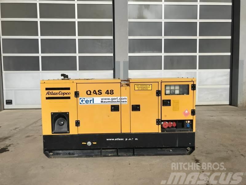 Atlas Copco QAS 48 PDS