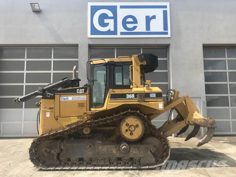 Caterpillar D 6 R XL, Serie III