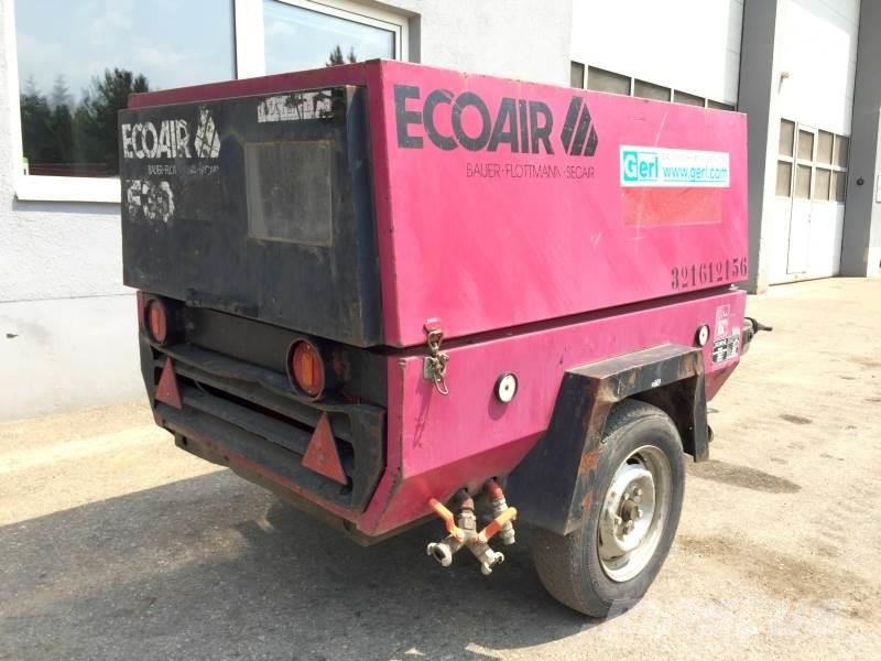 EcoAir F30, 1993, Kompressorer