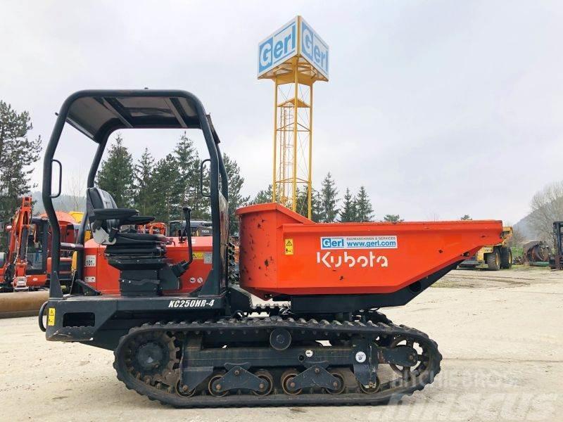 Kubota KC250 HR-4