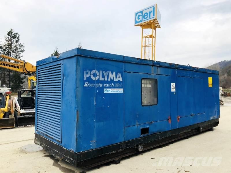Polyma M8/630/5TL