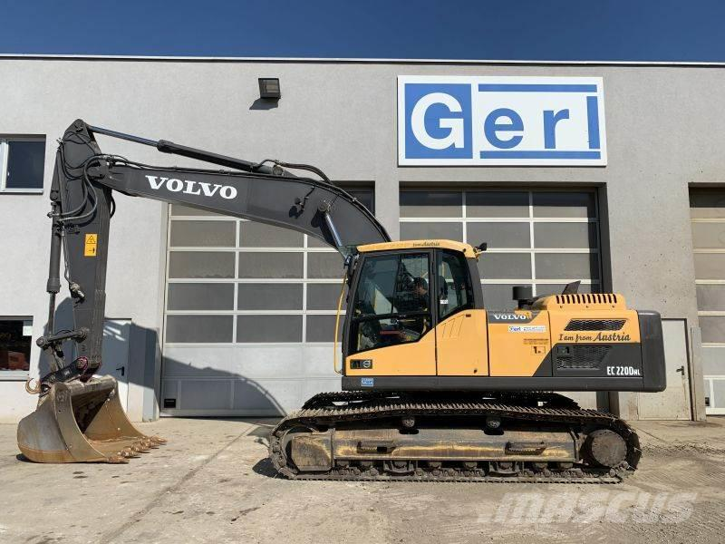 Volvo EC 220 DLN