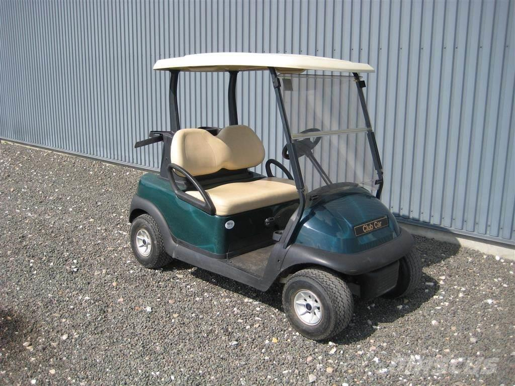 Club Car Precedent El