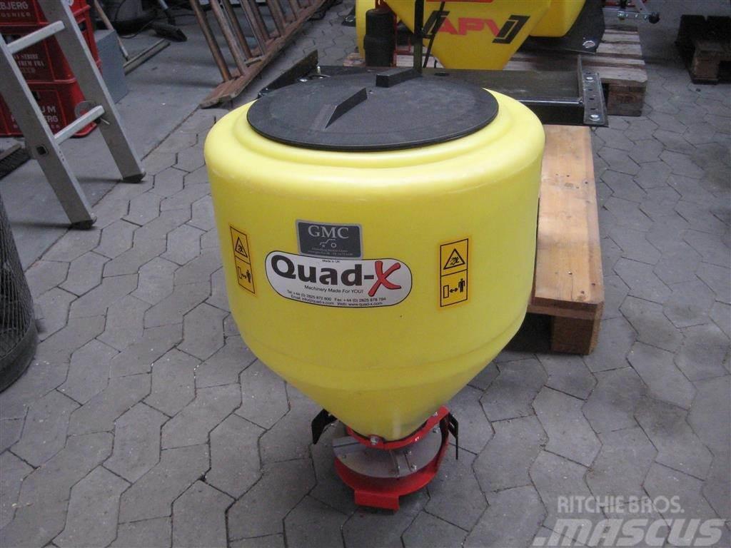 [Other] Quad-X 60L El-spreder Med ophæng