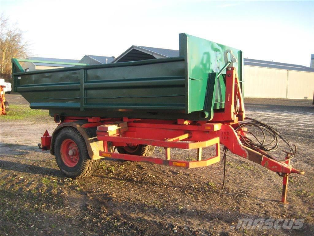 Tim 7 TONS Med Container