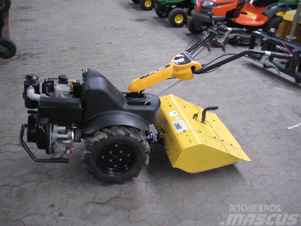 Texas Pro Trac 950 Med fræserkasse