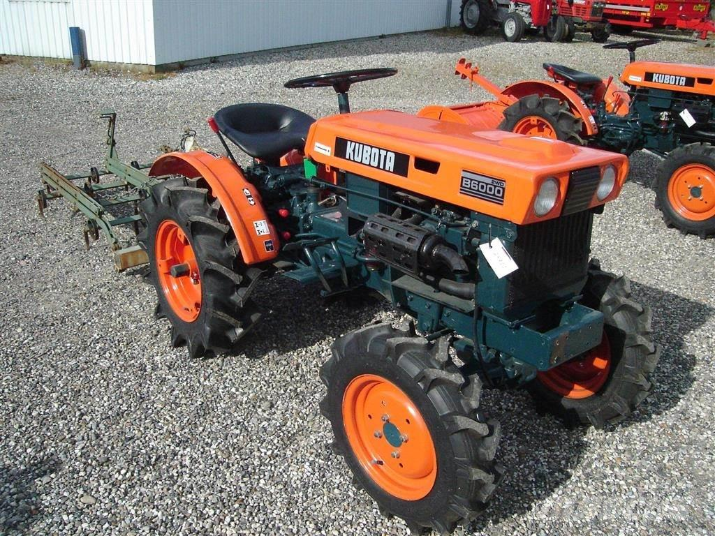 Used Tractors Product : Used kubota b dt compact tractors price for