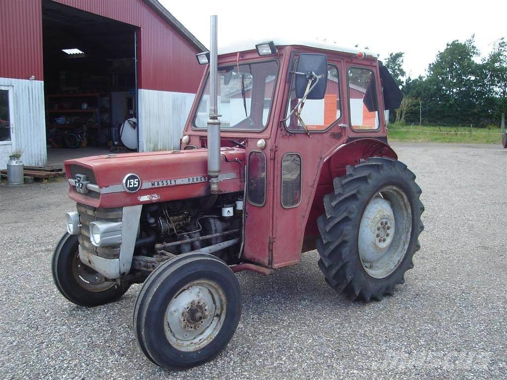 used massey ferguson 135 tractors year 1972 price. Black Bedroom Furniture Sets. Home Design Ideas