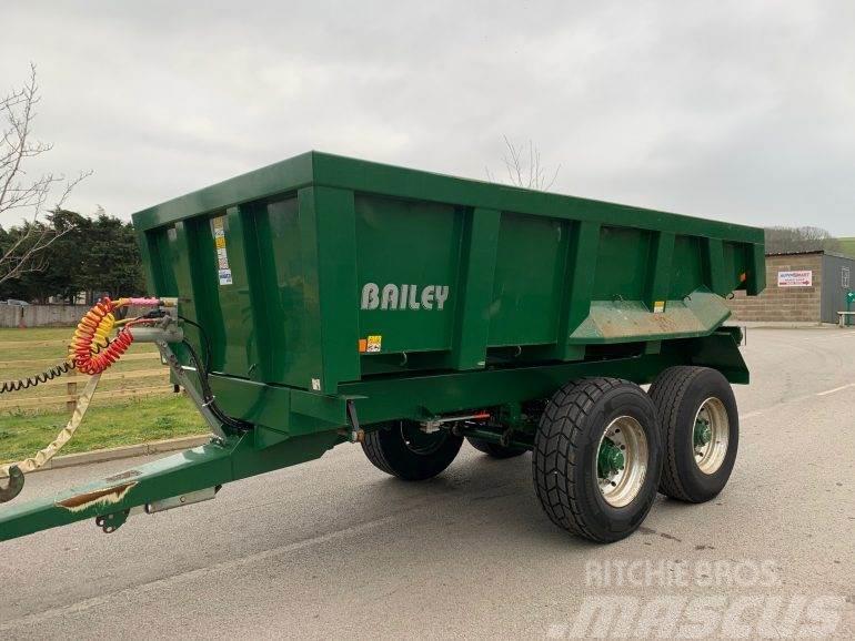 Bailey 14 Ton Dump Trailer