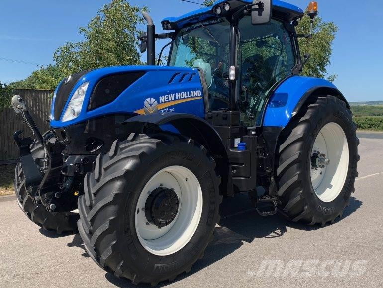 New Holland T7.210