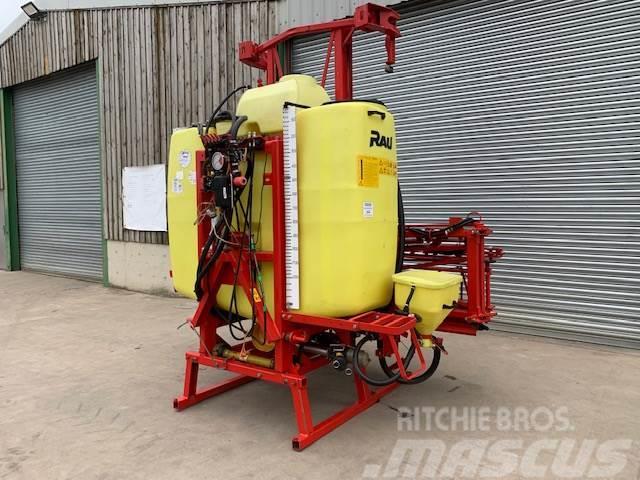 Rau 18 metre mounted sprayer
