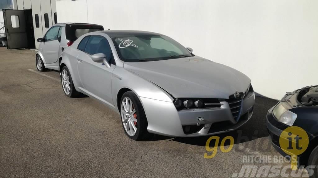 Purchase Alfa Romeo Brera Cars Bid Buy On Auction Mascus USA - Alfa romeo brera for sale usa