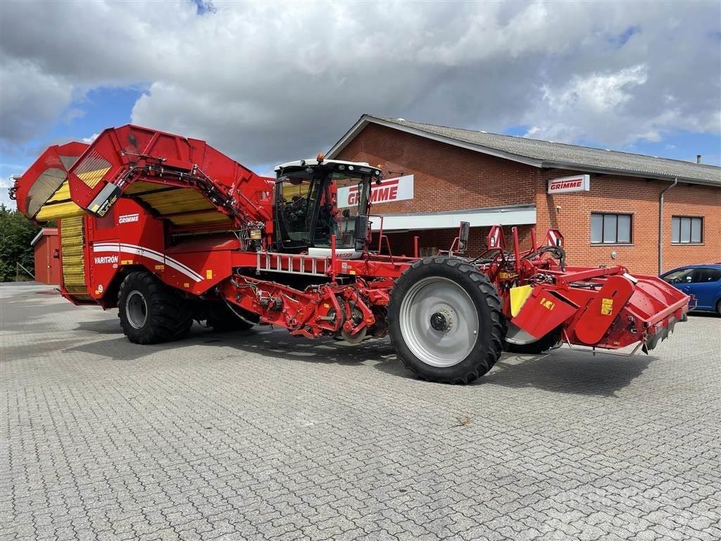 Grimme Varitron 470-RS