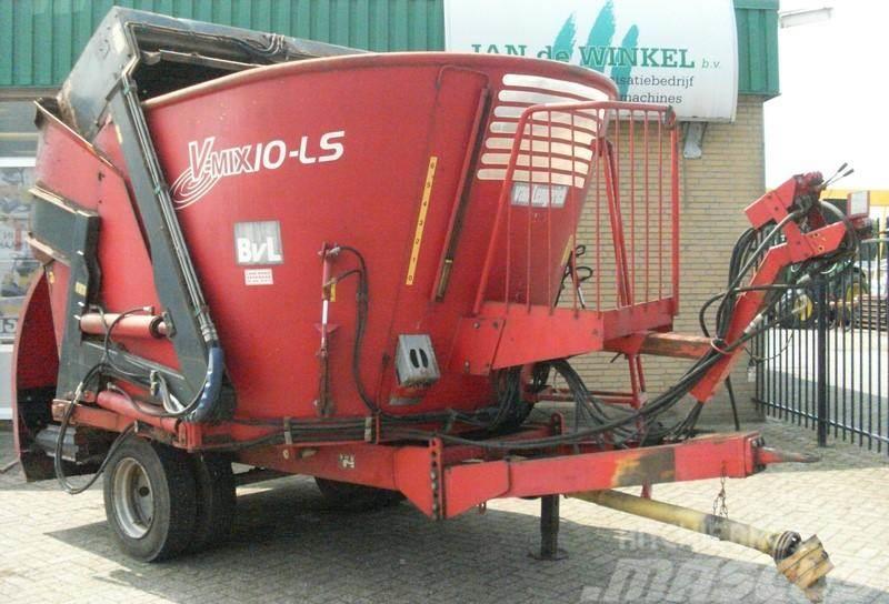 BvL V-mix 10LS voermengwagen
