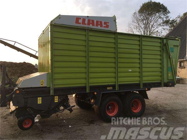 CLAAS Quantum 3500P opraapwagen
