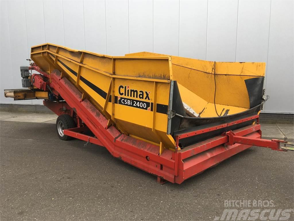 Climax CSBi 2400 stortbak