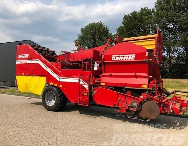 Grimme SE 150-60 aardappelrooier