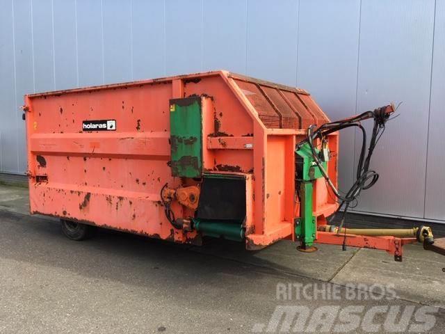 Holaras Rabbit 7500 blokkendoseerwagen