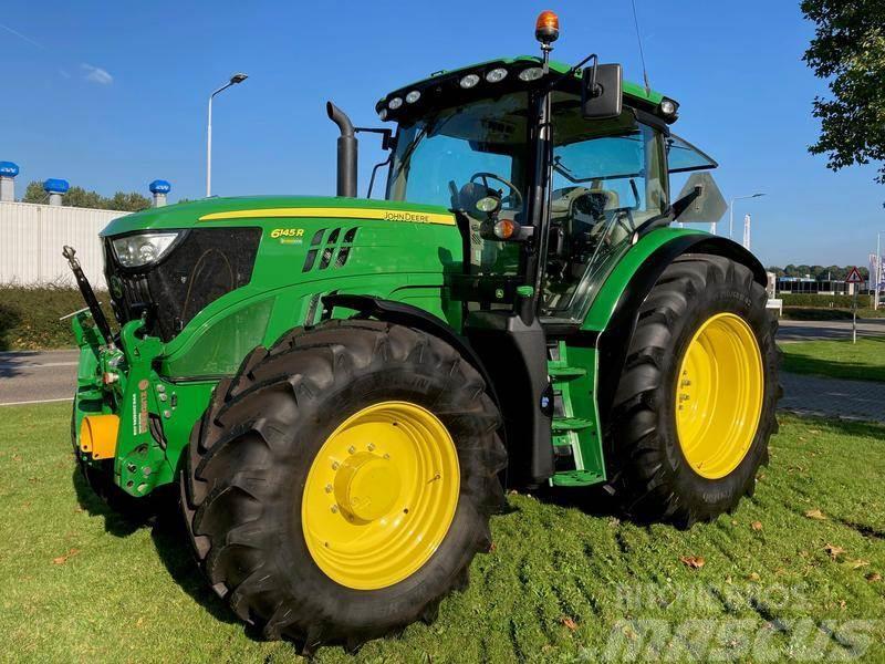 John Deere 6145R Premium AutoPower AutoTrac Ready