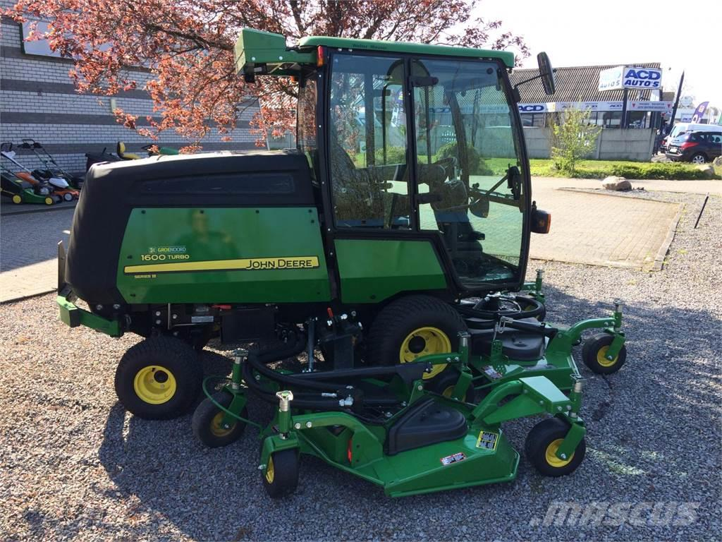 John Deere ( DEMO) 1600 Turbo Wide Area maaier serie III