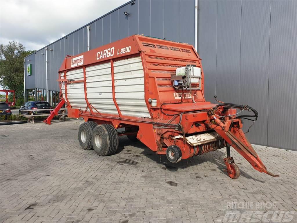 Kemper Cargo 8200