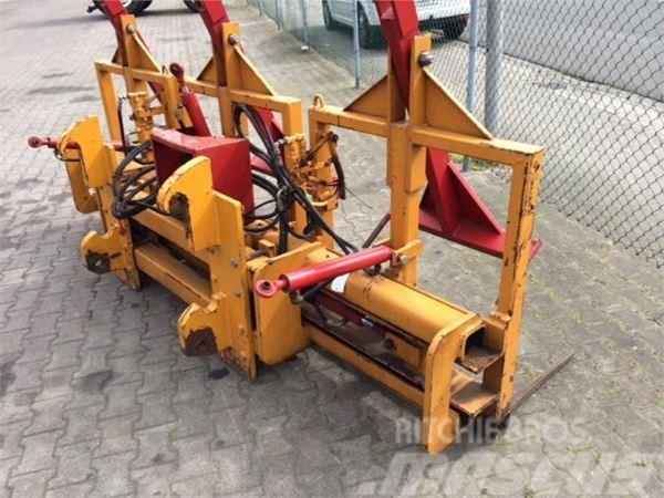 Meijer hydraulische balenklem