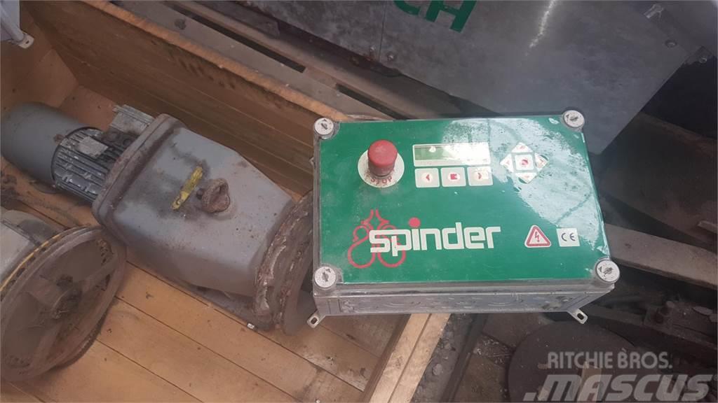 [Other] De Boer/Spinder Aandrijfmotor met schakelkast