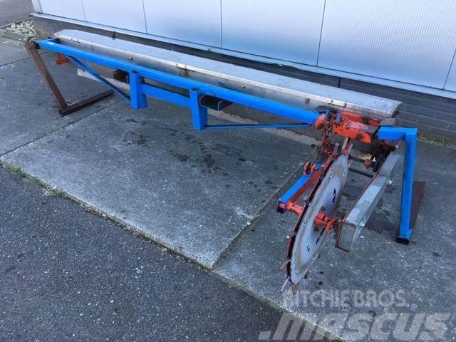 [Other] Granulaatstrooier - mechanisch aangedreven