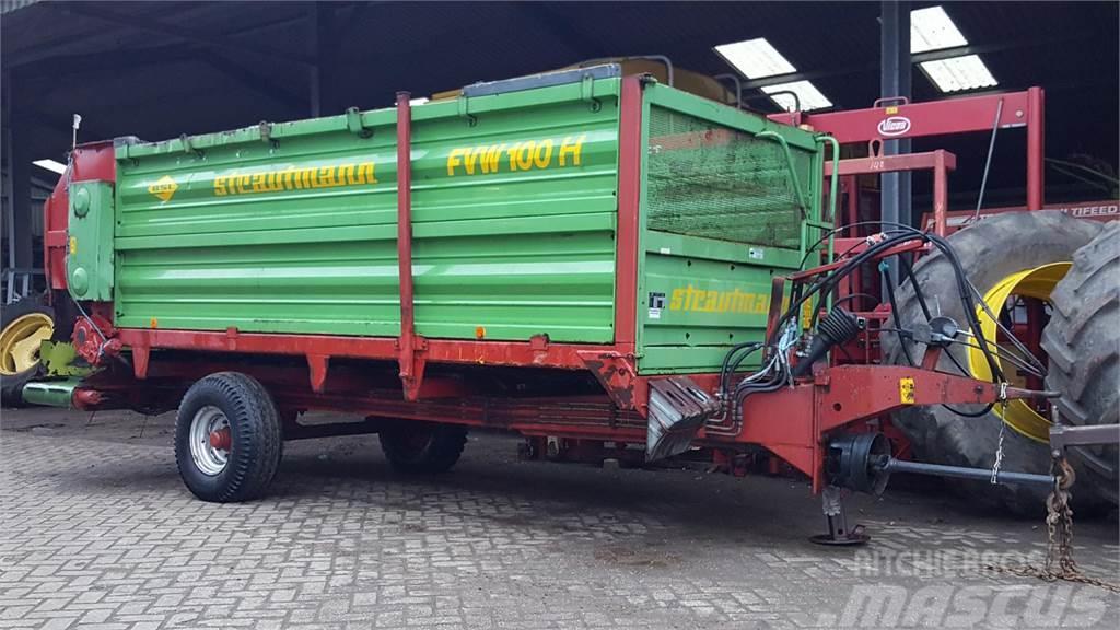 Strautmann FVW 100 voerdoseerwagen