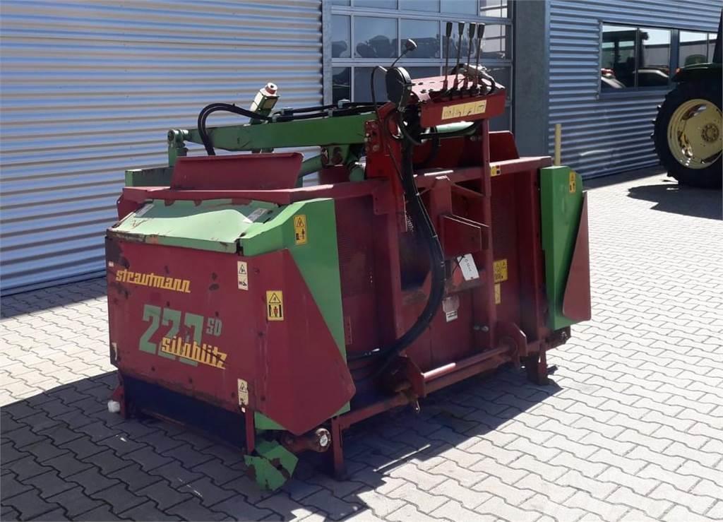 Strautmann Siloblitz 220 SD