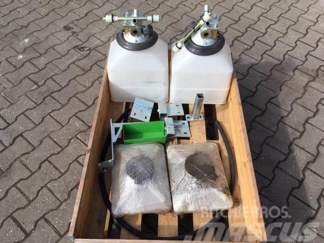 Zibo granulaatstrooier (2 stuks) - zonder motor