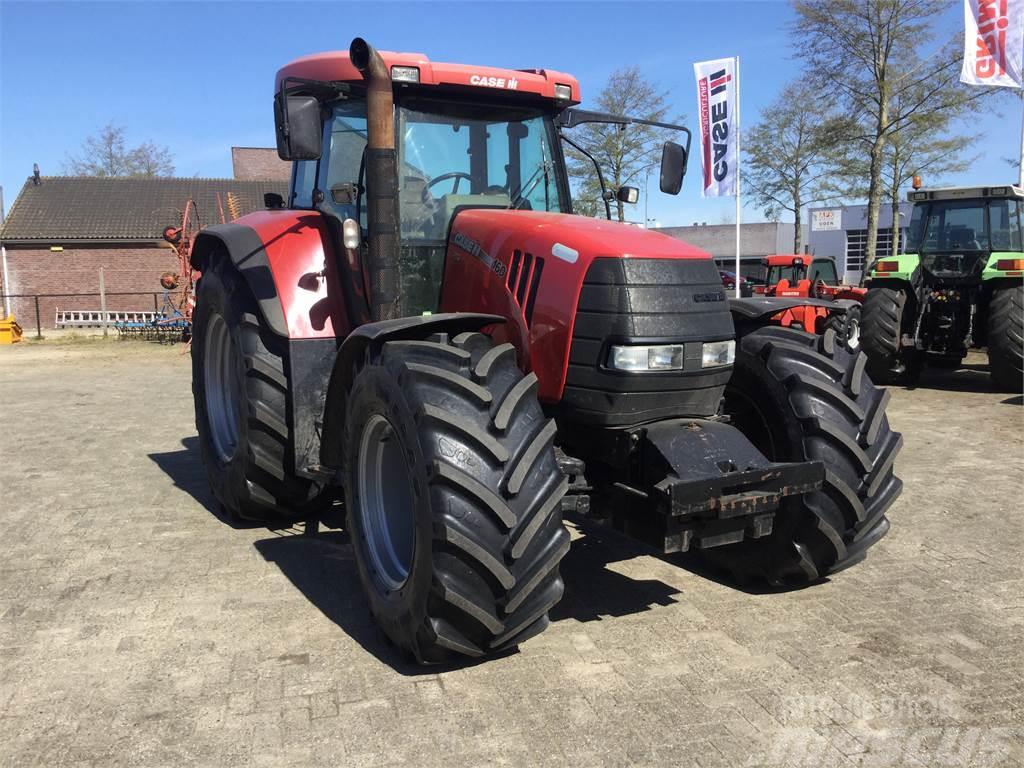 Case IH CVX 160 tractor